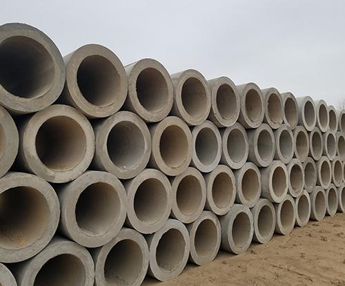 乌兰浩特钢筋砼水泥排水管