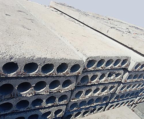 水泥预制空心楼板
